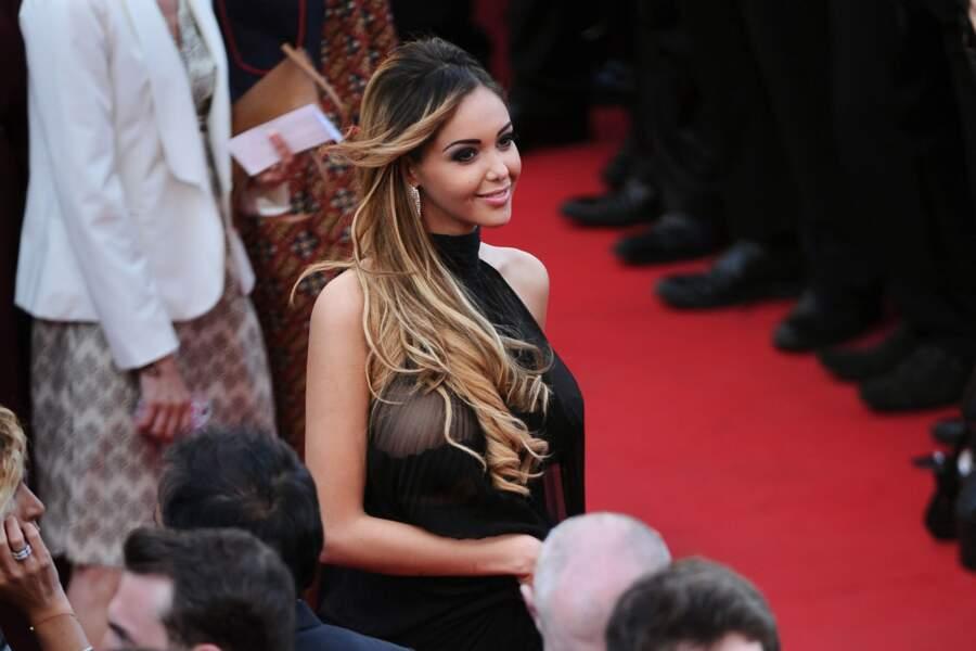 Festival de Cannes, les accidents de tenue les plus sexy - Nabilla avait réussi à montrer en même temps son sein...