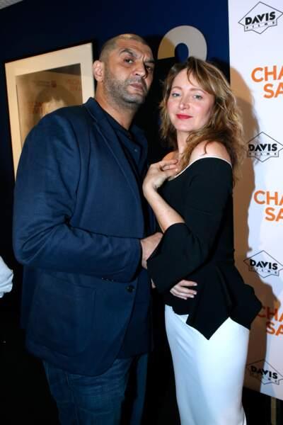Avant-première du film Chacun sa vie : Ramzy Bedia et Julie Ferrier