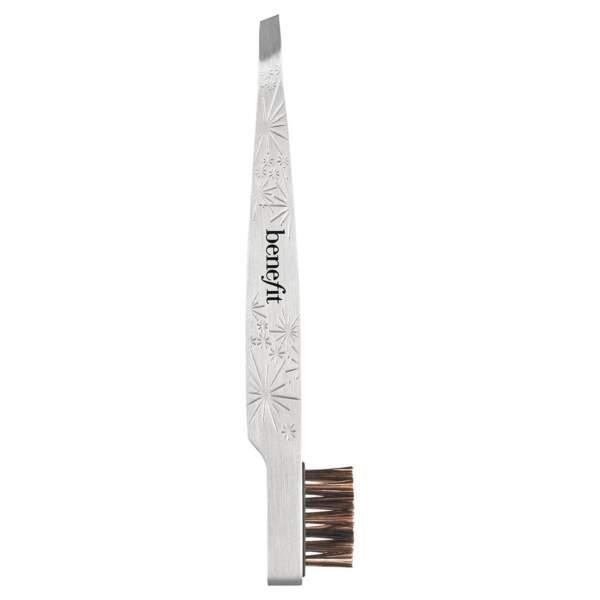 Pince à épiler et brosse sourcils Benefit chez Sephora, 24€