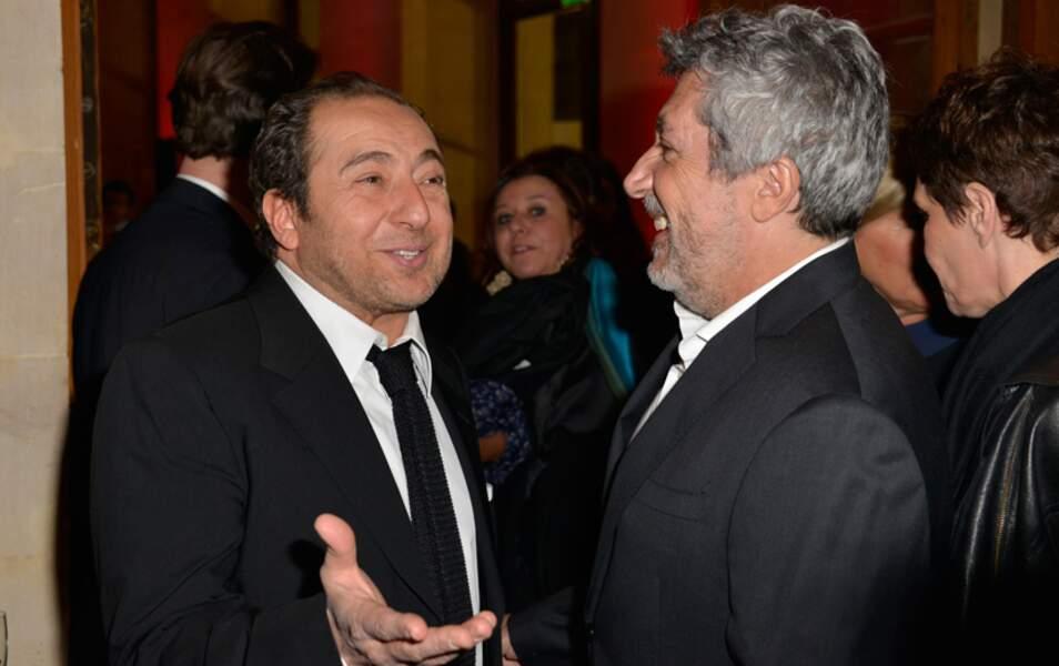 Patrick Timsit et Alain Chabat
