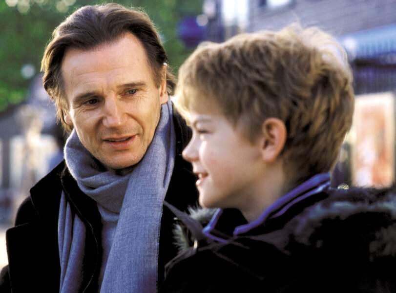 Liam Neeson jouait son beau-père veuf