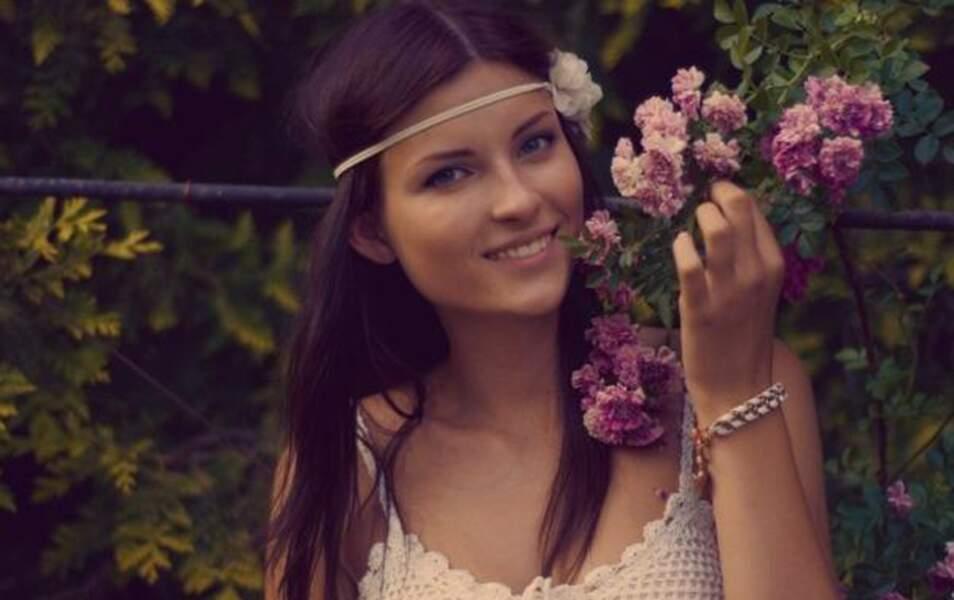 Miss Moldavie Valeriya Tsurkan, 18 ans, 1m81