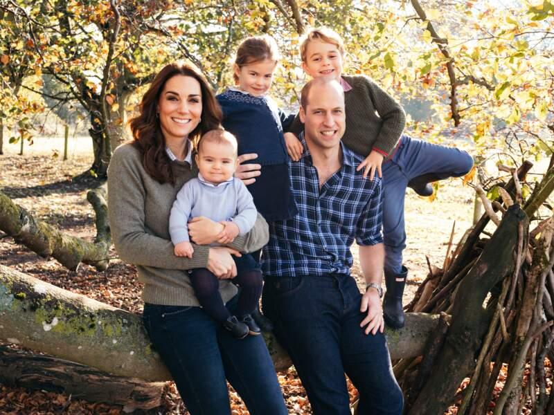 Le prince Louis va fêter son premier anniversaire le 23 avril 2019