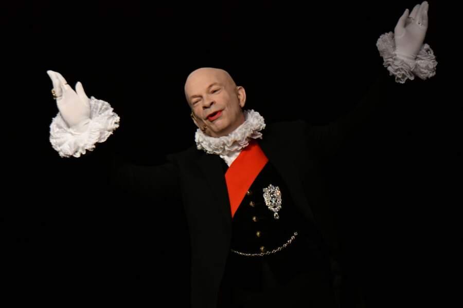 Calixte de Nigremont au 35ème festival Mont-Blanc Humour