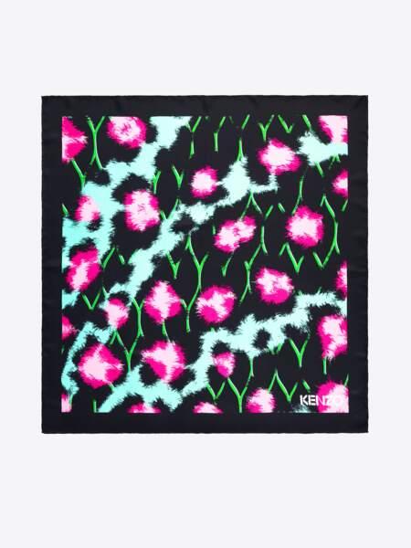 Kenzo x H&M : foulard, 49,99€
