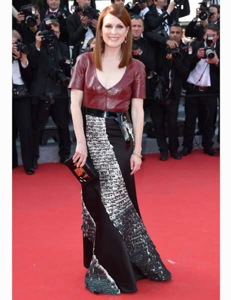 Julianne Moore, très couture