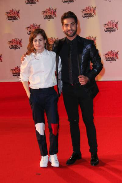 Christine and the Queens et Kendji Girac