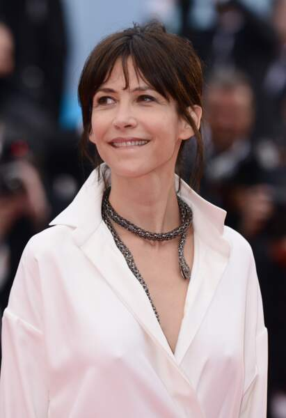 Festival de Cannes, les accidents de tenue les plus sexy - Sophie Marceau le retour