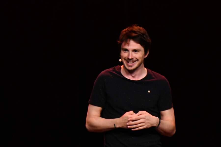 Guillermo Guiz au 35ème festival Mont-Blanc Humour