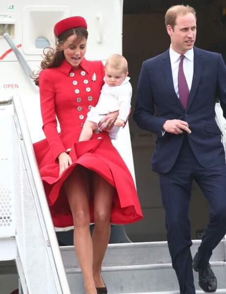 Cette semaine, Kate Middleton nous a éblouis avec ses jambes parfaites