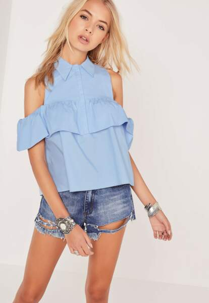 Blouse Missguided : 23,94€