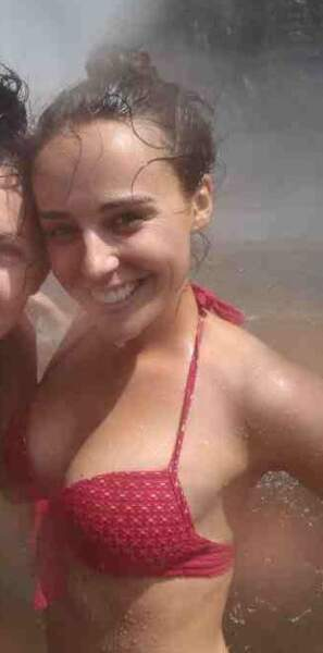 Euro 2016 : voici la très sexy Polly Parsons, compagne du joueur belge Thomas Vermaelen