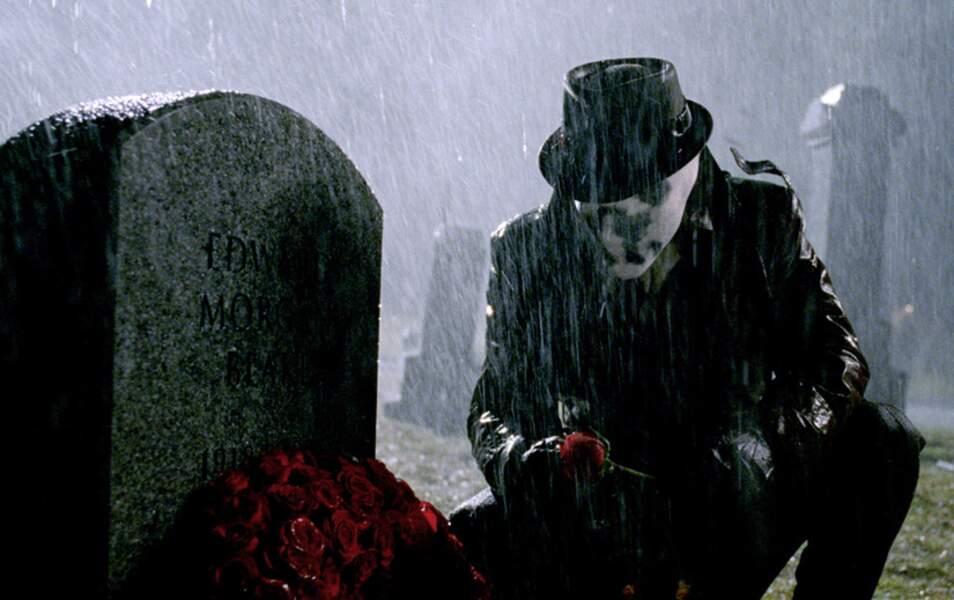 "Rorschach dans ""Watchmen"" est..."