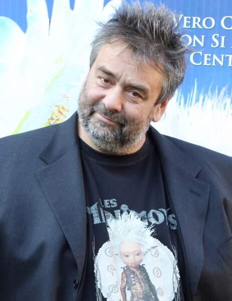 Luc Besson est...
