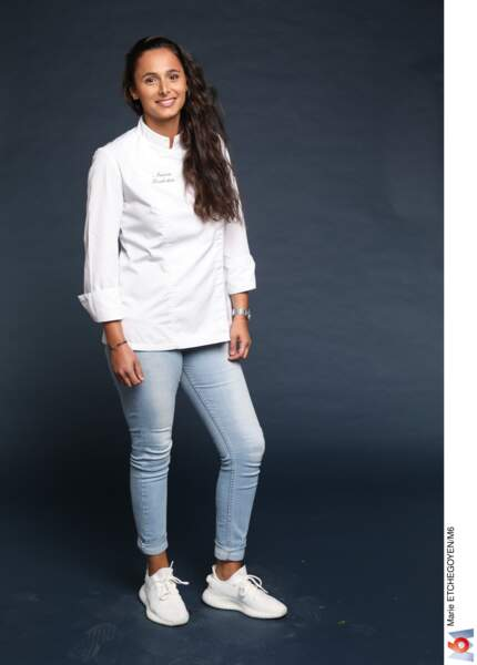 Anissa Boulesteix / 26 ans / Nantes / Sous-chef de palace 5 étoiles