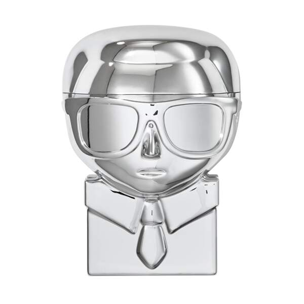 La collection de maquillage de Karl Lagerfeld x ModelCo - Baume pour les lèvres, 12 euros