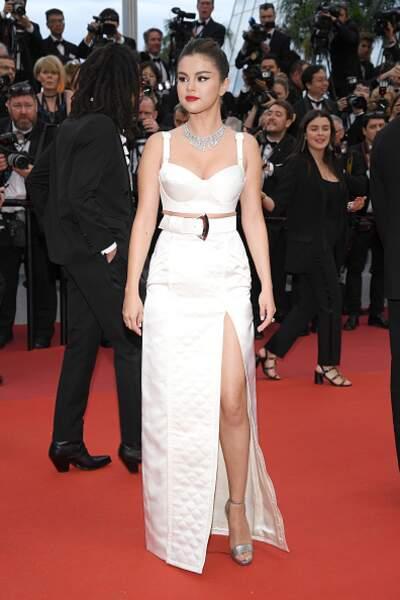 Do : Selena Gomez lors du 72ème Festival de Cannes