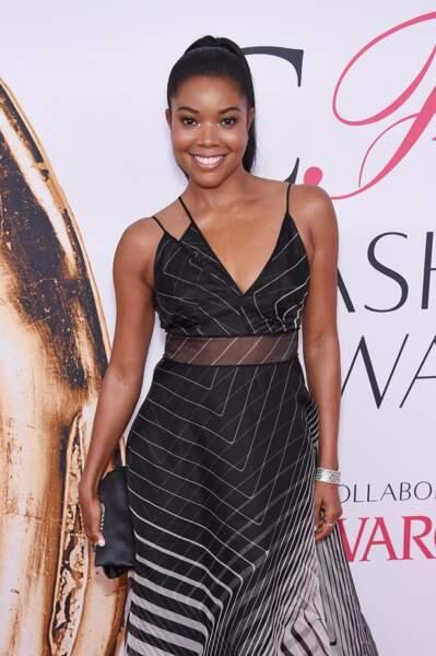 CFDA Fashion Awards : Gabrielle Union