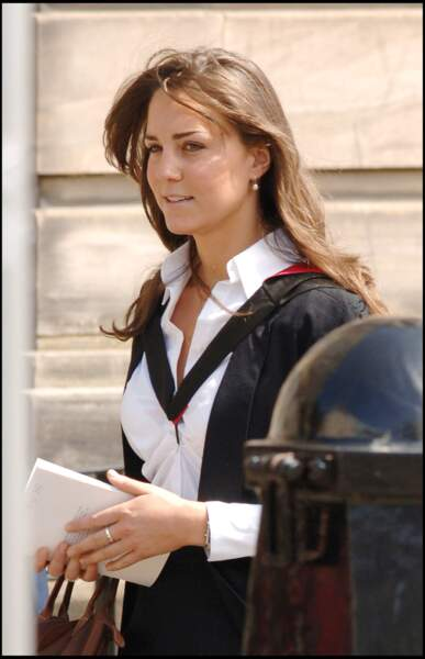 Kate Middleton en 2005