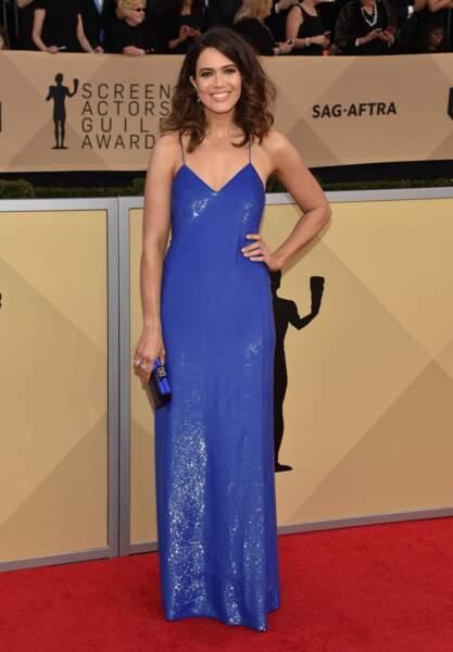 Mandy Moore aux SAG Awards