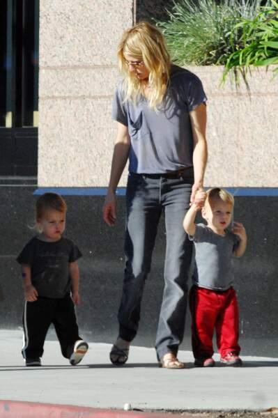 Ces stars parents de jumeaux : Darby et Sullivan sont nés le 1er février 2007