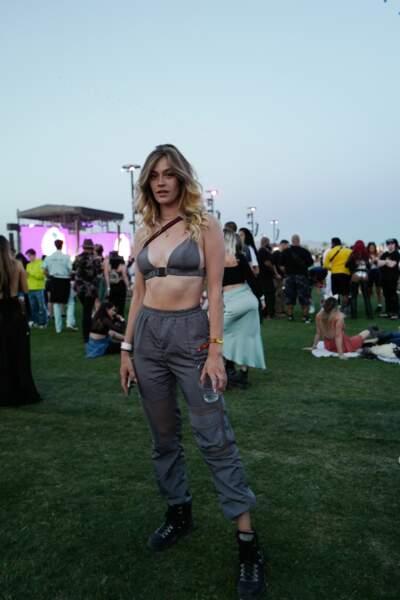 Les meilleurs looks de la première semaine de Coachella : Swantje Paulina