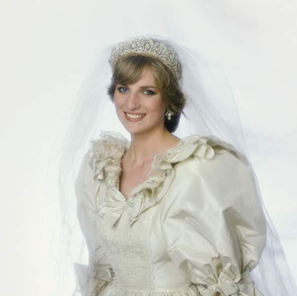 Robes de mariée de stars : VOUS AVEZ DIT BOUFFANT ?