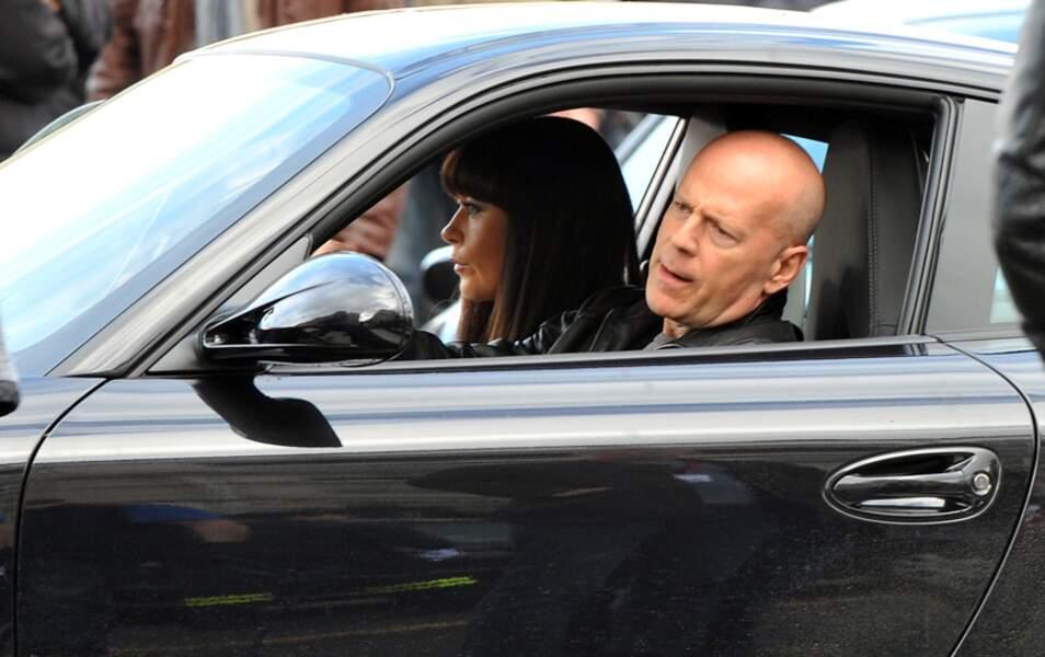Bruce Willis et Catherine Zeta Jones