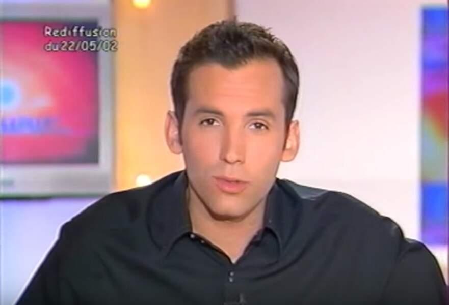 Frédéric Joly dans les années 90