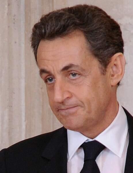 6. Nicolas Sarkozy, qui a rarement été aussi peu présent dans les médias, fatigue 37% des Français