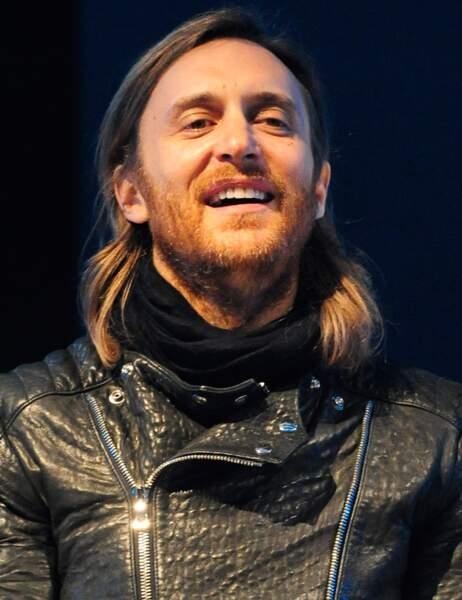 David Guetta est...