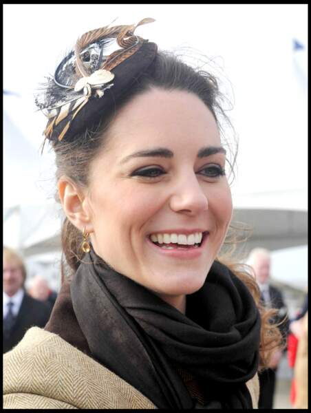 Kate Middleton en 2011