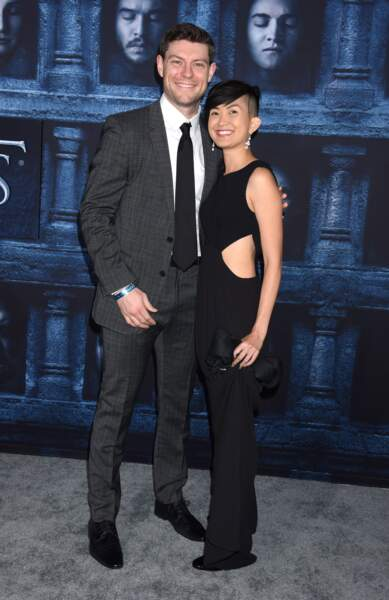 Patrick Fugit et Jennifer