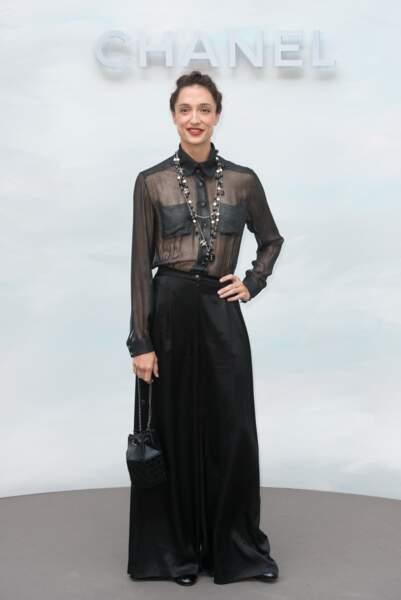 Défilé Chanel : Dorothee Gilbert