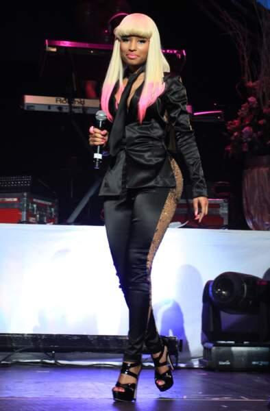 Nicki Minaj de face, vous trouvez ça plutôt sage ?