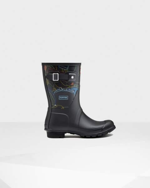 Bottes de pluie Hunter : 155€