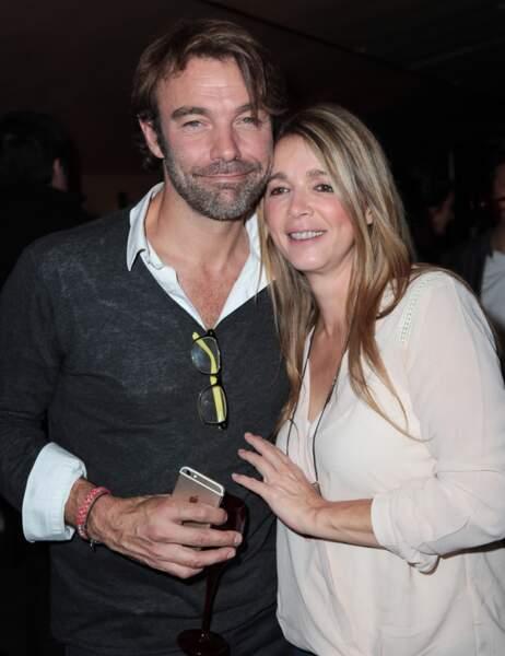 Patrick Puydebat et Hélène Rolles