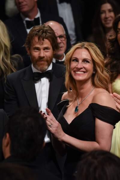 Ces stars parents de jumeaux : Julia Roberts et Daniel Moder