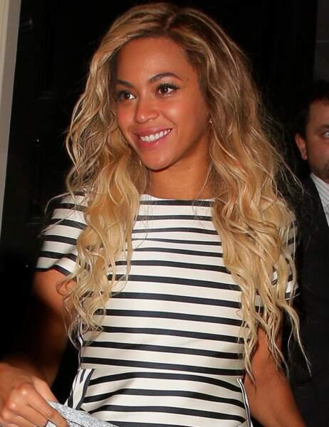 C'est Beyoncé, évidemment