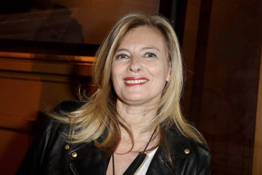 3ème ex æquo - Valérie Trierweiller et ses 46% d'opinions défavorables