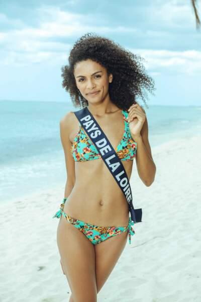 Miss Pays de la Loire 2018: Diane Le Roux