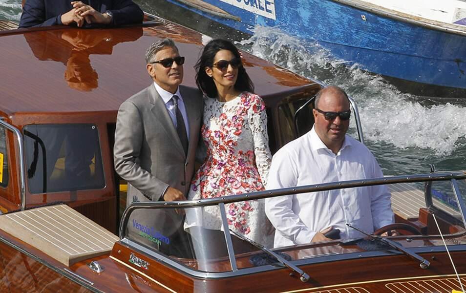 Monsieur et Madame George Clooney