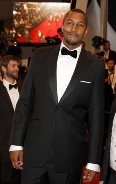 Le basketteur Boris Diaw