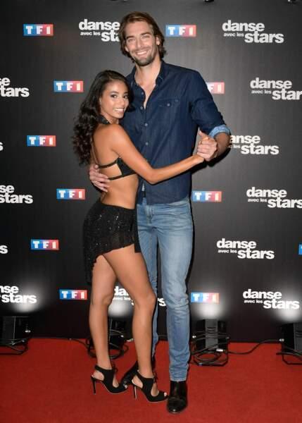 Danse avec les stars 8 - Camille Lacourt dansera avec Hajiba Fahmy