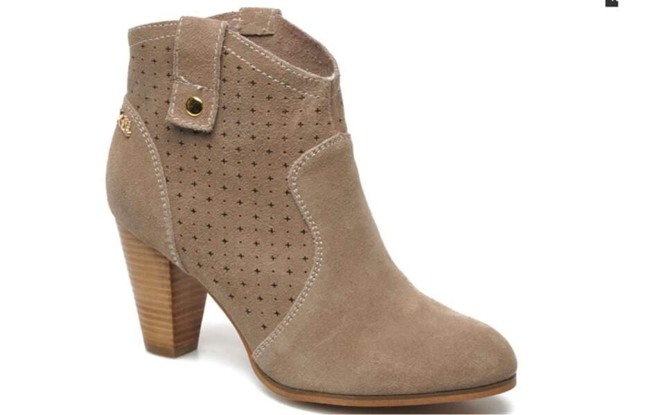 Boots 69,99€ (XTI sur Sarenza)