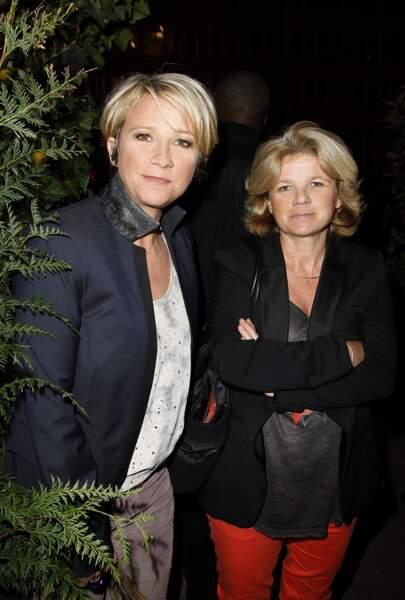 Ariane Massenet et sa soeur Béatrice