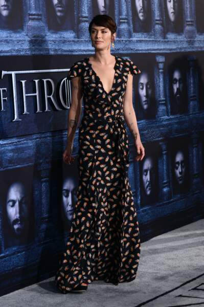 Lena Headey (Cersei Lannister de Game of Thrones)