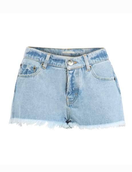 Short en jean Maje