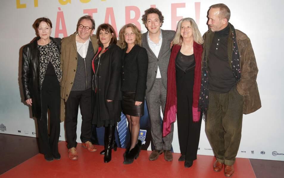 Guillaume Gallienne présente son film Les Garçons et Guillaume, à table !