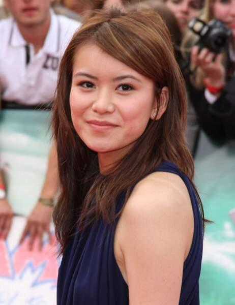 Katie Leung aujourd'hui